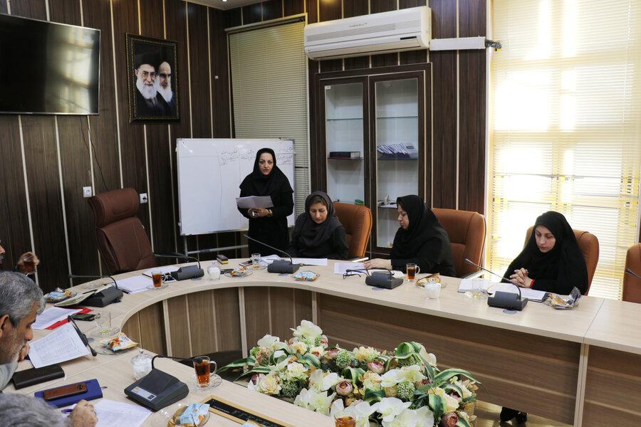برگزاری نشست کارگروه تشکل ها و مراکز غیردولتی