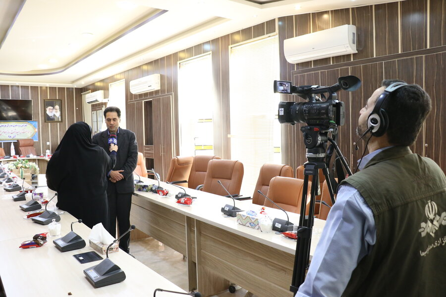 کنفرانس ویژه خبری مدیرکل به مناسبت روز جهانی معلولین