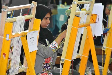 گزارش تصویری | رقابت 164 نفر دراولین دوره مسابقات مهارتی معلولین کشور در مشهد