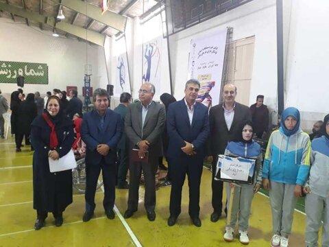 اولین دوره مسابقات افراد دارای نیاز های خاص در کرمان