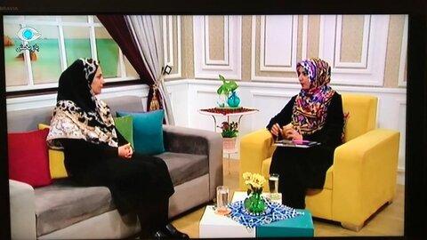 حضور روانشناس اورژانس اجتماعی کیش در برنامه تلویزیونی