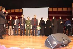آیین تجلیل از معلولان موفق در چهارمحال وبختیاری برگزار شد