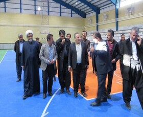 بازدید مدیر کل بهزیستی استان کردستان از پروژه های قابل افتتاح شهرستان بانه