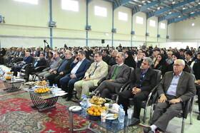 آیین اختتامیه اولین دوره مسابقات کشوری مهارتی آزاد افراد دارای معلولیت در مشهد