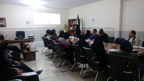 فردیس | برگزاری کارگاه آموزشی رویکرد نوین HIV