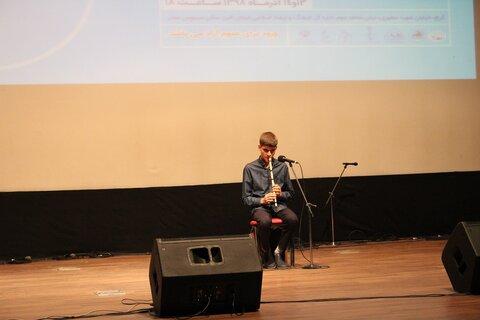گزارش تصویری | اولین جشنواره موسیقی معلولین استان البرز برگزار شد