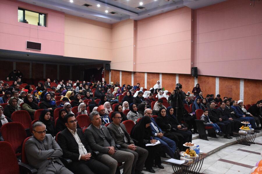 فیلم// مراسم روز جهانی معلولان در کرمانشاه