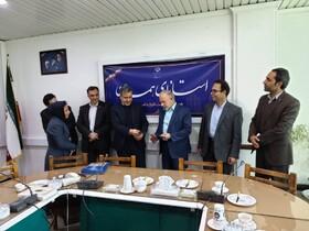 تقدیر معاون سیاسی امنیتی استاندار از کارکنان مرکز حامیان مهر
