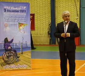 بزرگداشت روز جهانی افراد دارای معلولیت در بهزیستی هرمزگان