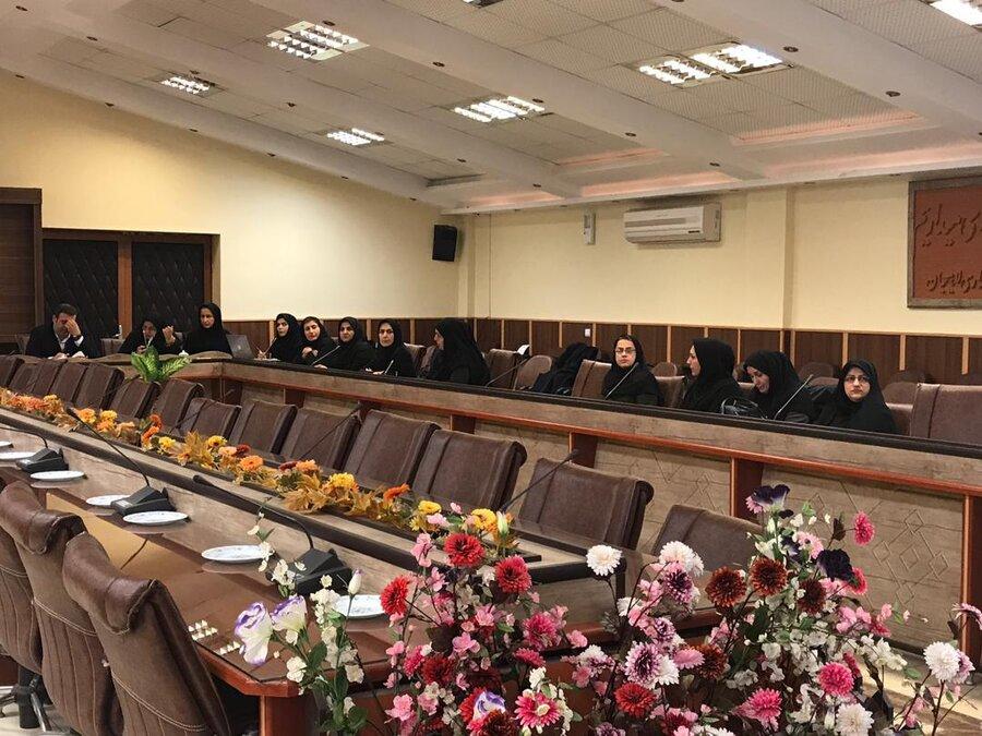 برگزاری چهارمین جلسه کمیته مناسب سازی
