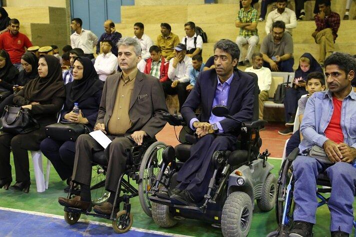 بزرگداشت روز جهانی افراد دارای معلولیت