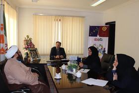 برگزاری نشست مشترک بهزیستی و نمایندگی آستان قدس رضوی در آذربایجان غربی در راستای ارتقای کیفیت زندگی مددجویان
