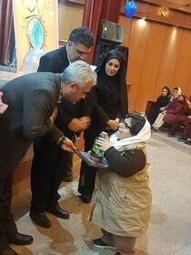 تهران | مراسم بزرگداشت روز جهانی افراد دارای معلولیت در مرکز وردآورد برگزار شد