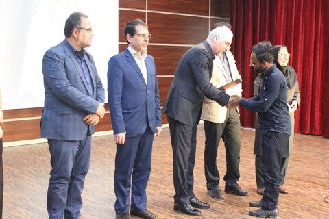 گزارش تصویری |مراسم گرامیداشت روز جهانی افراد دارای معلولیت در استان بوشهر برگزار شد