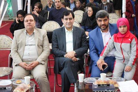 جشن بزرگداشت افراد دارای معلولیت در شهرستان ساوجبلاغ برگزار شد