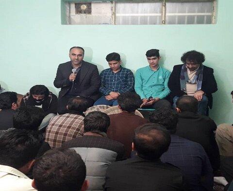 برگزاری جشن اولین سالروز افتتاح کمپ طلوع خورشید دیواندره
