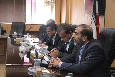 معاون سیاسی، امنیتی و اجتماعی استانداری فارس در دیدار با نمایندگان تشکل های معلولین  :