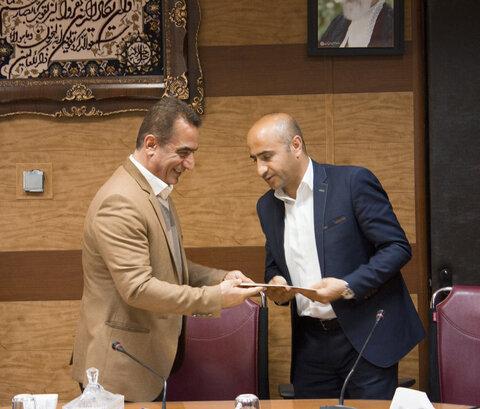 سرپرست دفتر مدیریت عملکرد بهزیستی استان تهران منصوب شد