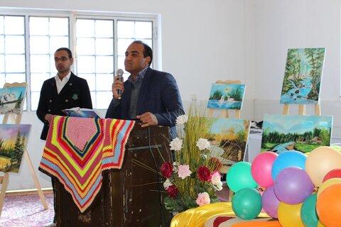 برگزاری مراسم گرامیداشت روز جهانی افراد دارای  معلولیت در شهرستان بافت