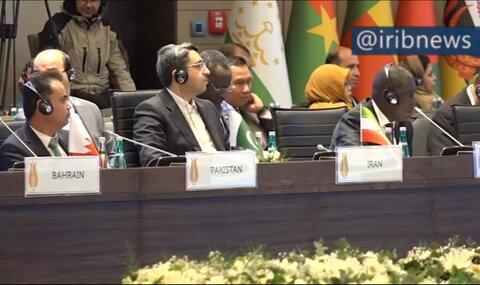 فیلم| حضور دکتر قبادیدانا در اولین دوره اجلاس وزیران کار و امور اجتماعی کشورهای عضو سازمان کنفرانس اسلامی در استانبول