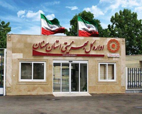 تقدیر رئیس سازمان مدیریت و برنامه ریزی استان سمنان