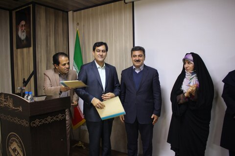 اداره کل بهزیستی استان برای دومین سال متوالی به عنوان دستگاه برتر در امر آموزش وتوانمندسازی انتخاب شد