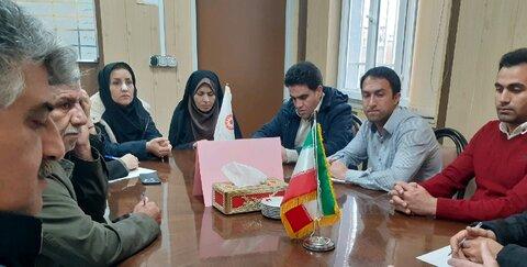 اسد آباد |برگزاری جلسه سلامت اداری