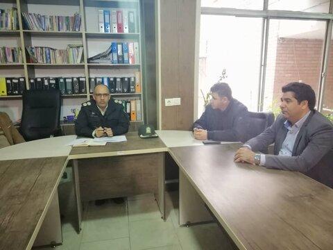شهریار|جلسه آموزشی آسیبهای ناشی از فضای مجازی و تبعات آن برگزار شد