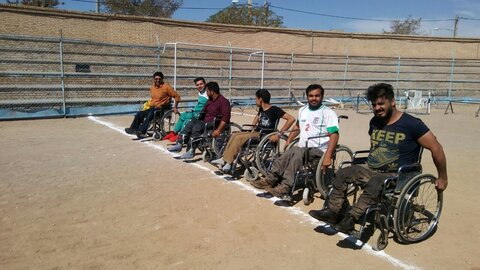 خیران آرزوی دیرینه معلولان ابهری را برآورده میکنند