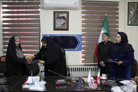 انتصاب جدید در بهزیستی استان مرکزی