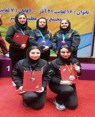 پایان کار جشنواره ورزشی کارکنان زن بهزیستی کشور
