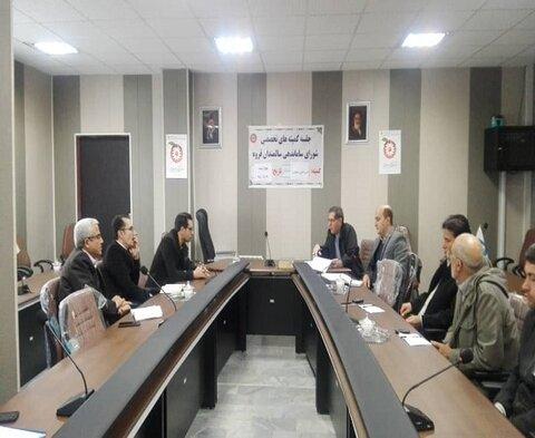برگزاری کمیته تخصصی شورای ساماندهی سالمندان در شهرستان قروه
