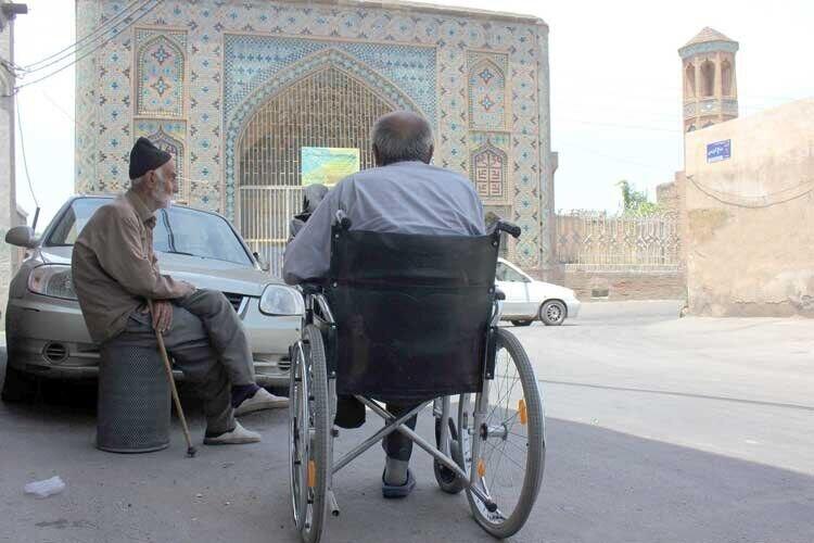 مستندی درباره رهاکردن معلولان در کوه گزارش نشده است