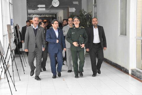 گزارش تصویری | گردهمایی فرماندهان پایگاه های بسیج بهزیستی استان های سراسر کشور در مشهد