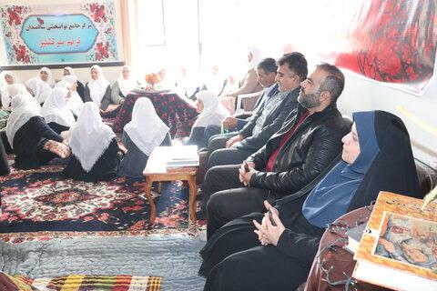 سفر سرپرست اداره کل بهزیستی استان به شهرستان کیار