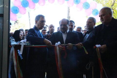 گزارش تصویری| مجهزترین شیرخوارگاه کشور در تهران افتتاح شد