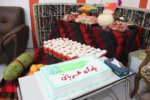 """گزارش تصویری محفل """"یلدای مهربانی"""" در مرکز سالمندان آسایش شهر ایلام"""