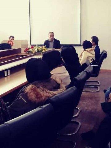 برگزاری جلسه توجیهی ویژه مسئولین  مراکز تحت نظارت بهزیستی دیواندره
