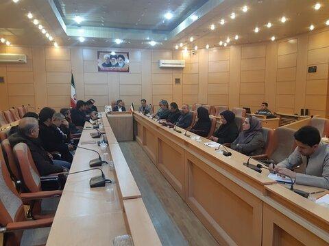 برگزاری سومین جلسه شورای ساماندهی سالمندان در مریــوان
