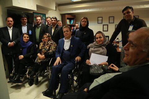 بازدید وزیر کار ارمنستان از مرکز