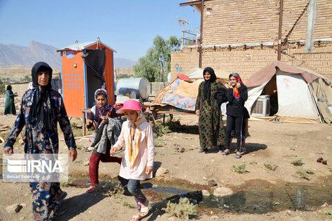 کمک ۲.۵ میلیارد تومانی ۲ نهاد بین المللی به مددجویان سیلزده بهزیستی لرستان