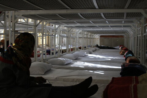 گزارش تصویری |افتتاح  اولین مرکز جامع کاهش آسیب اعتیاد بانوان در تهران
