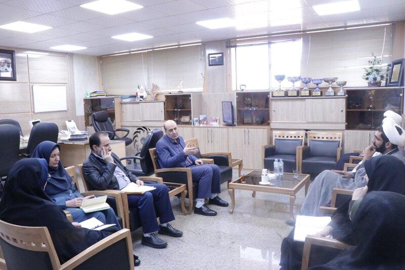 درجلسه شورای اقامه نماز بهزیستی استان کرمان بر آموزش و اقعیت نماز به فرزندان تاکید شد