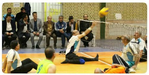 آران وبیدگل   توجه به ورزش افراد دارای معلولیت از خواستههای به حق است