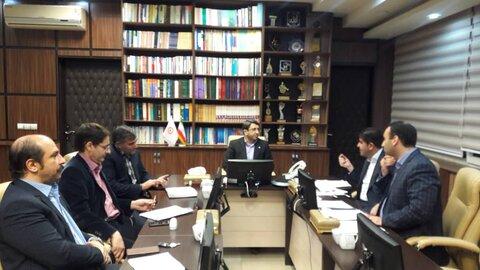 چهارمین نشست ستاد مسکن مددجویان سازمان به ریاست معاون وزیر و رییس سازمان بهزیستی کشور برگزار شد