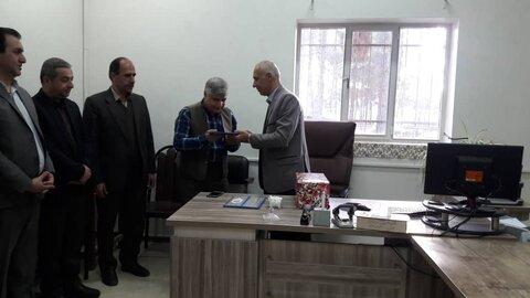 شاهرود ا معرفی رئیس جدید مجتمع علی اکبر