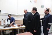 گزارش تصویری| بازدید دکتر براتی سده از کمپ ماده 16 استان آذربایجان غربی