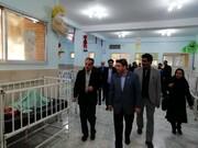 گزارش تصویری| بازدید معاون وزیر و رییس سازمان بهزیستی کشور از مرکز خیریه توانبخشی حضرت علی اکبر(ع)شهرستان بیرجند
