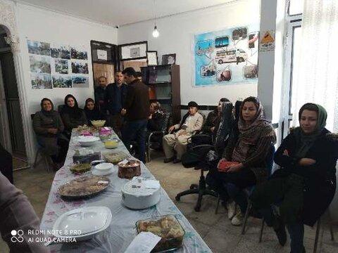 جشنواره غذاهای بومی-محلی و سنتی در بین زنان خانوار در مریــوان