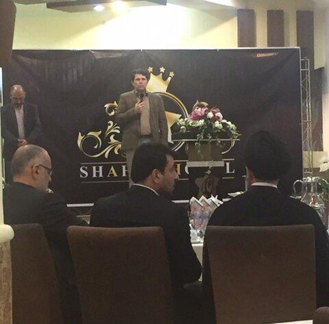 ضیافت شام فرزندان تحت سرپرستی بهزیستی به میزبانی  دادستان عمومی و انقلاب مرکز استان